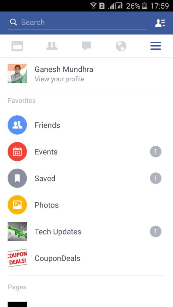 How to Disable Autoplay Videos on Facebook app