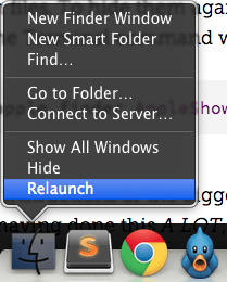 How to Show Hidden Files on Mac OS X