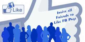 invite all friends to like page