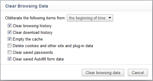 How to Delete Browsing History in Chrome