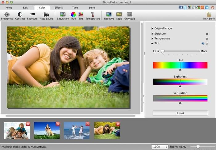 PhotoPad-top-5-photo-editor-software