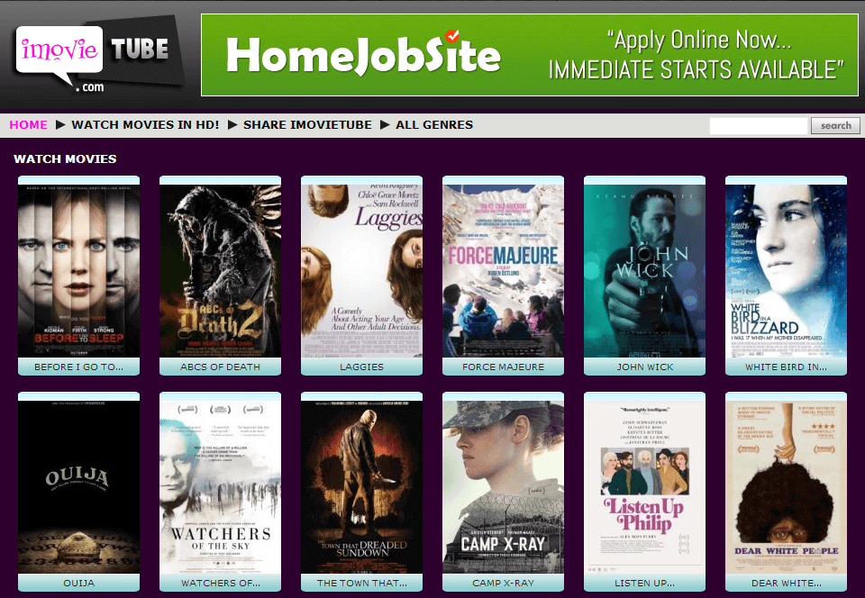Watch Free Movies Online Without Downloading-at-iMovie-Tube