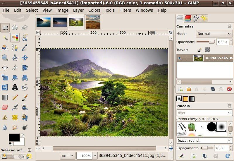 best-photo-editing-software-Gimp