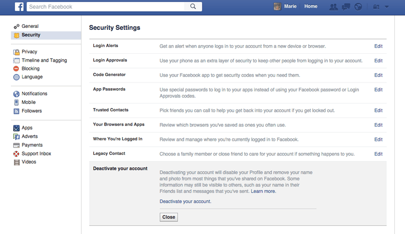 How to permanently delete facebook techy keeday how to permanently delete facebook ccuart Gallery