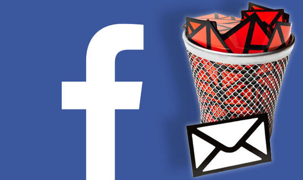 How to Delete a Facebook Message