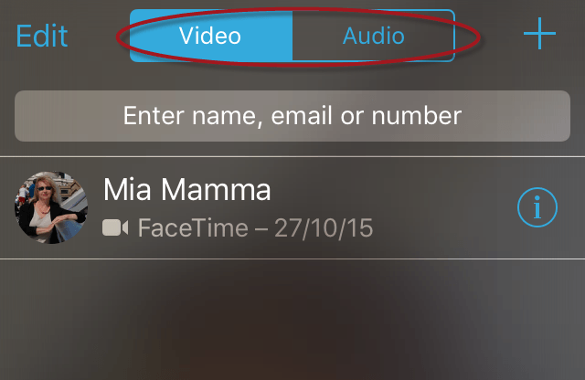How to Use Facetime on iPhone