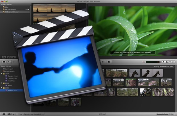 Install iMovie for PC