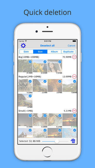 How to Delete All Photos from iPhone using Apps