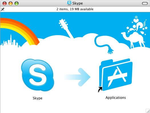 download Skype for Mac OS X