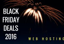 Black Friday Web hosting Deal 2016 by wphostninja