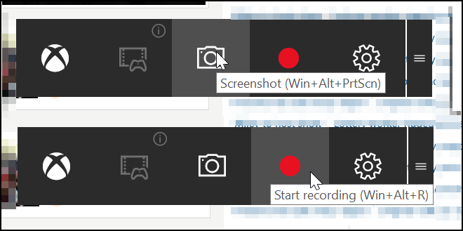 Ho to record Screen in windows