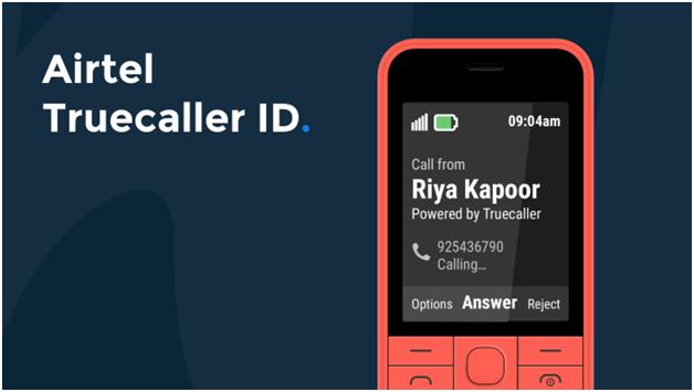 Airtel Truecaller 8 ID
