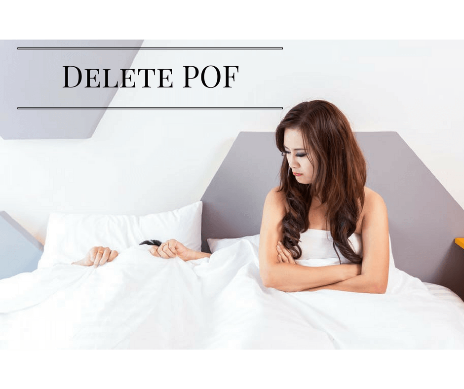 How to delete pof plenty of fish account techykeeday for Plenty of fish delete account
