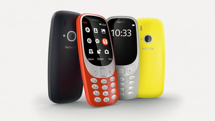 Nokia 3310 Features