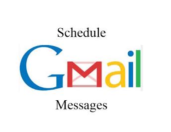 Gmail delay send