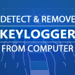 how to detect keylogger