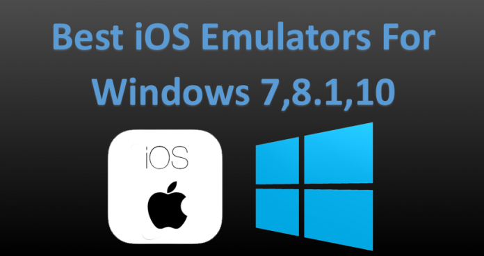 run iOS apps on Windows PC