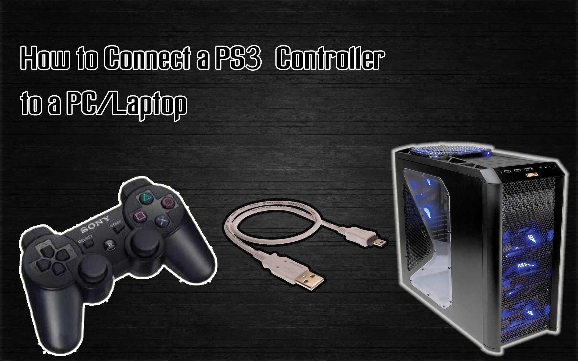 Ps3 Controller On Pc Without Bluetooth Dongle - Pocahy Family Credit ...