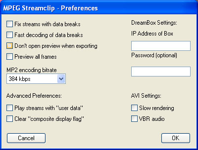 MPEG Stream Clip Best free video converters