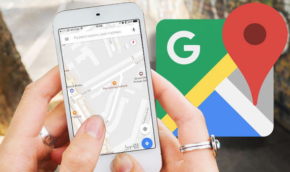 Share your google map location