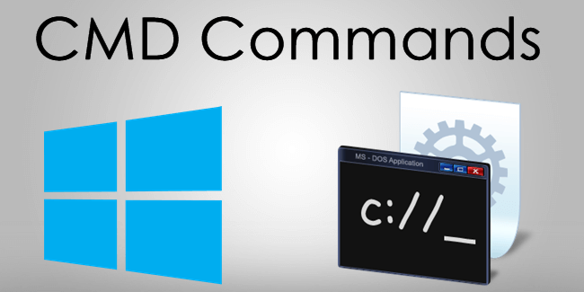 top 100 CMD Commands