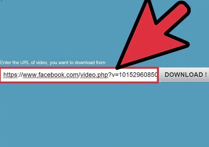 Enter URL to Download