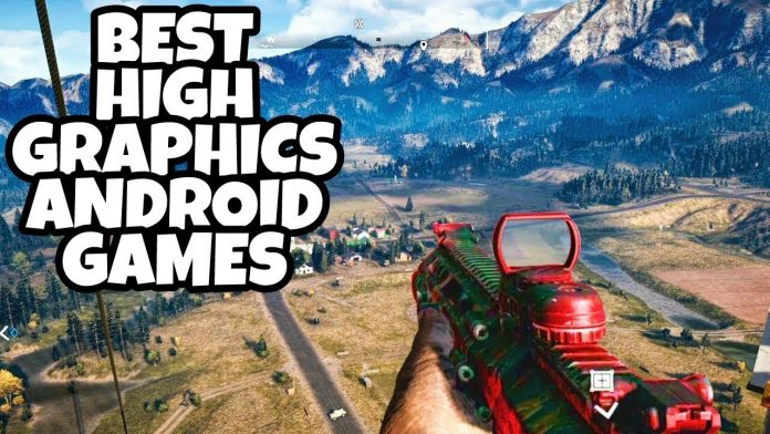 Best Graphics Android Games