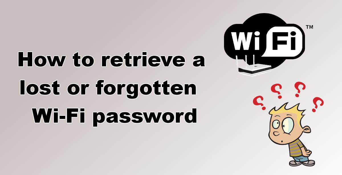 how to create wifi password