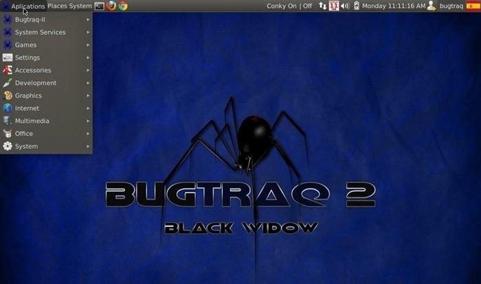 Bugtraq OS