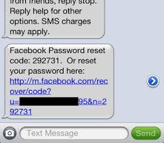 How to Hack Facebook Account Just By Their Mobile Number 1