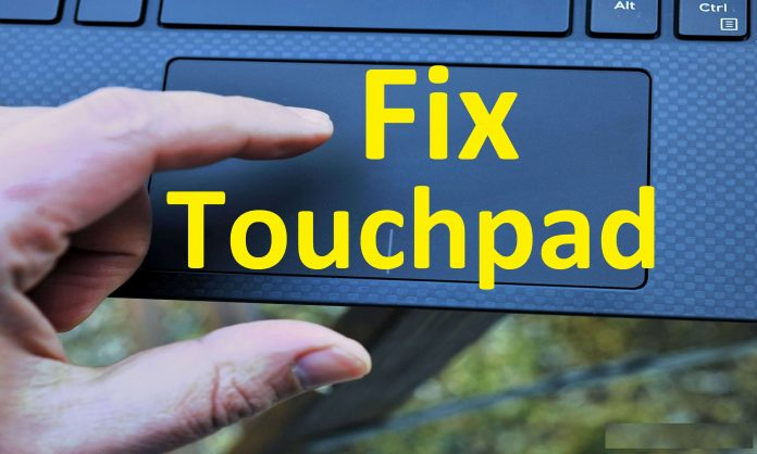Fix Windows 10 Touchpad Issues
