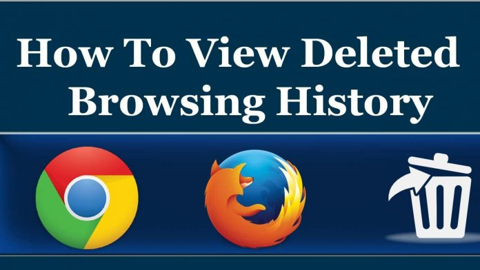 3 Methods To Recover Deleted Browsing History