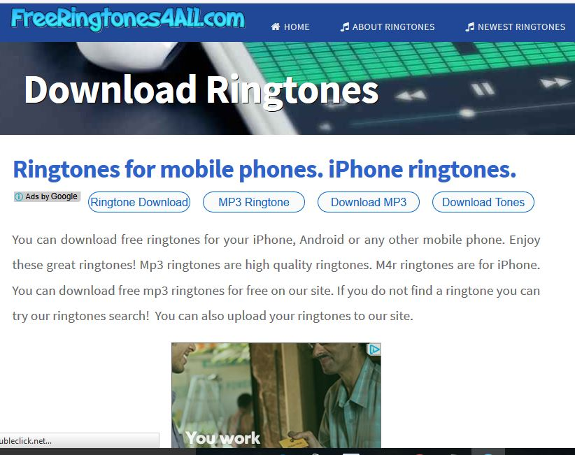 Free Ringtones 4 all