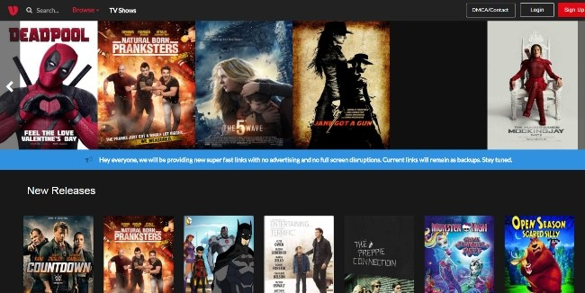Vumoo - Top 15 Sites like 123movies
