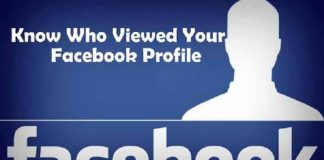who viewed my facebook profile
