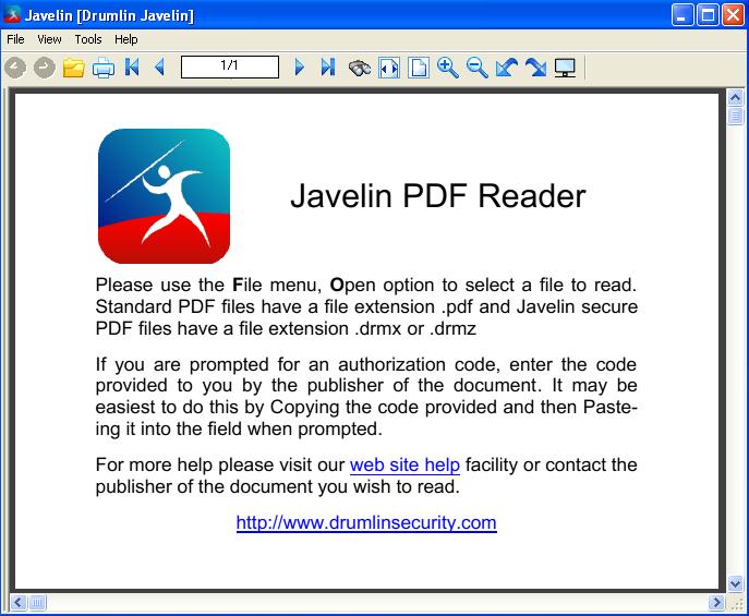 Javelin PDF reader best pdf reader software