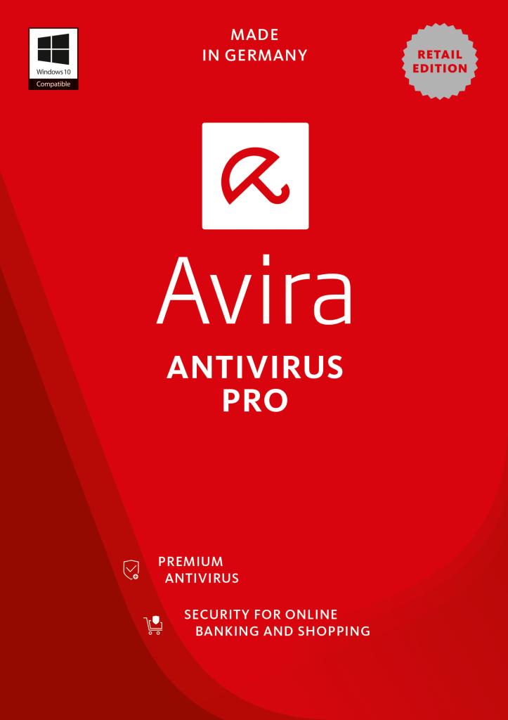 avira antiviruspro