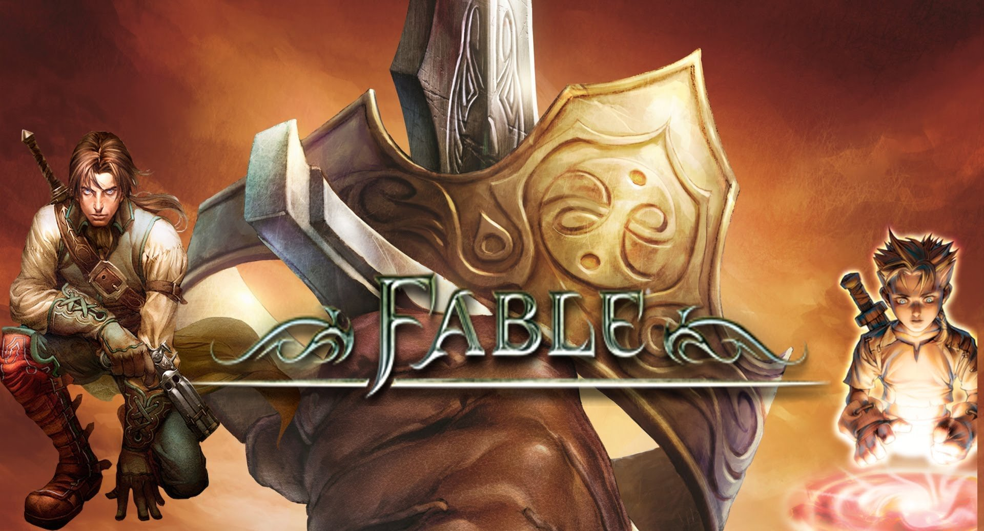 Fable Series : Games lIke Skyrim