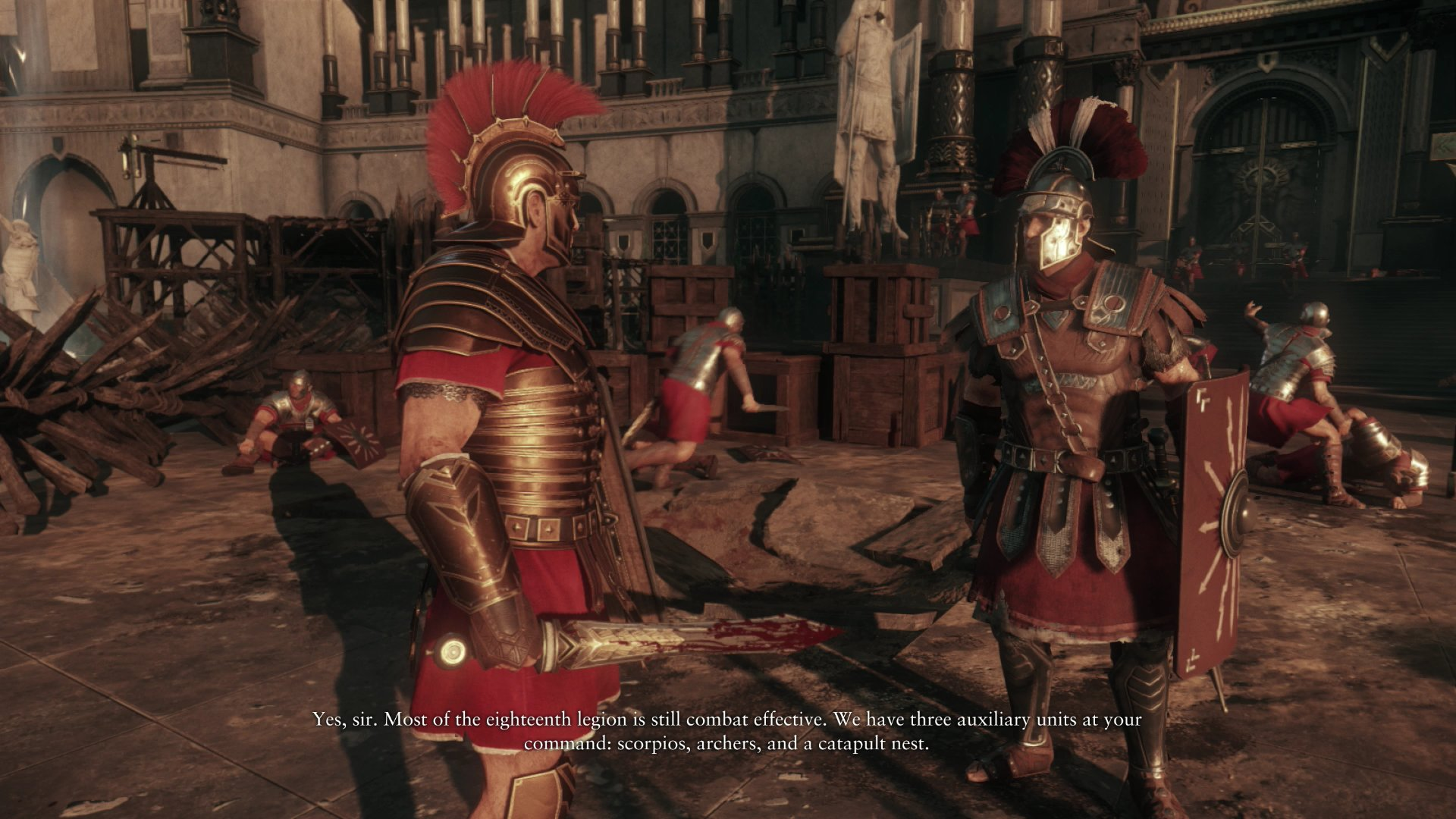Ryse: Son Of Rome : Games Like skyrim