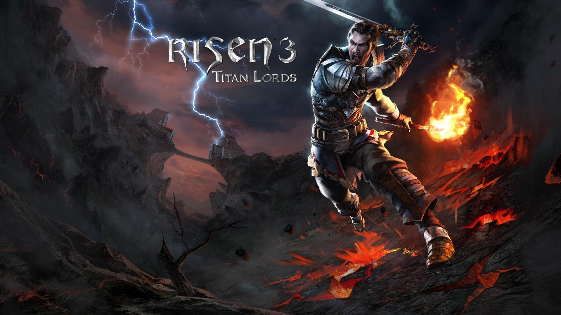 Risen3 : games like Skyrim