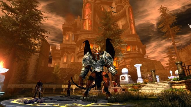 Neverwinter : Games like SKyrim