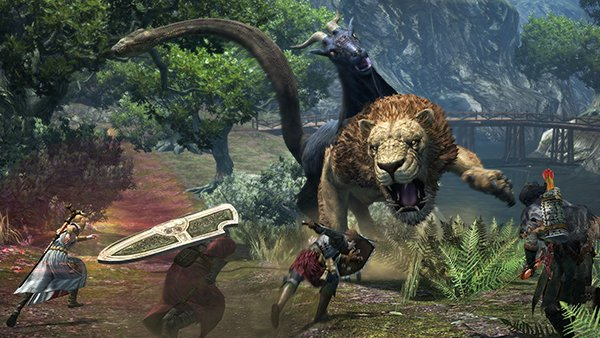 Dragon's Dogma : Games like Skyrim