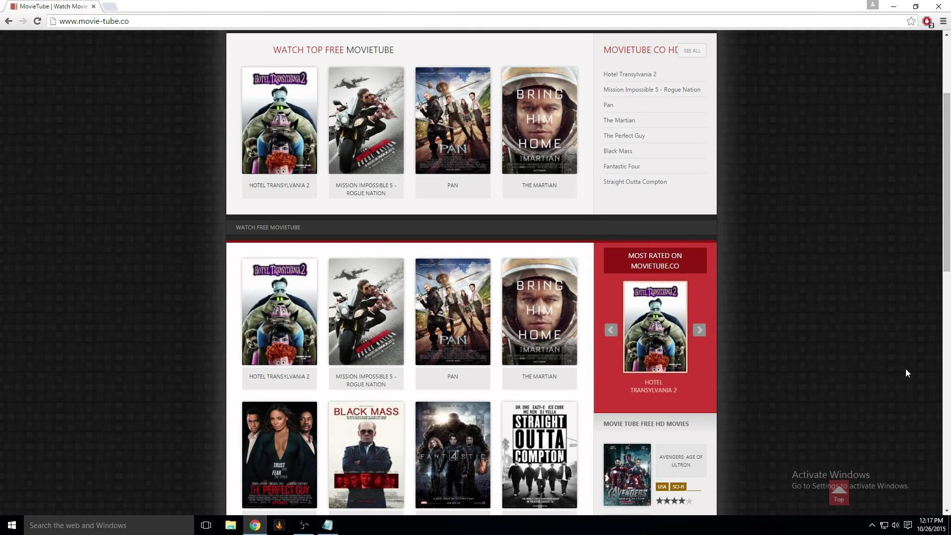 avengers age of ultron 123 movies