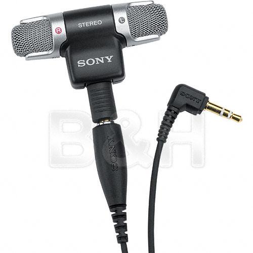Sony ECM-CS10 OMNI-directional Lavalier Microphone
