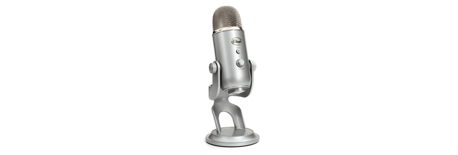 Blue yeti - Best​ Microphones for Gaming