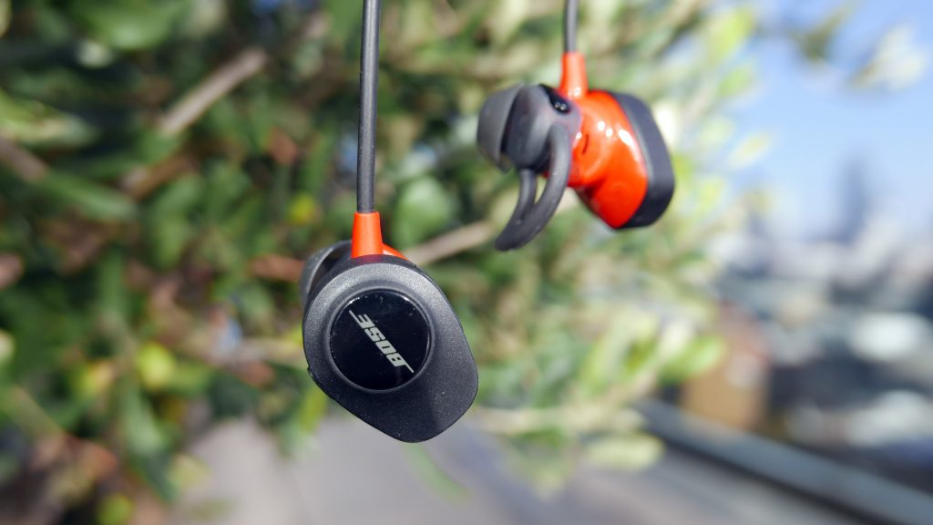 The Bose SoundSport Pulse