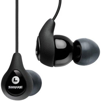 Shure SE210 Sound Isolating Earphone - Best Earbuds Under $100