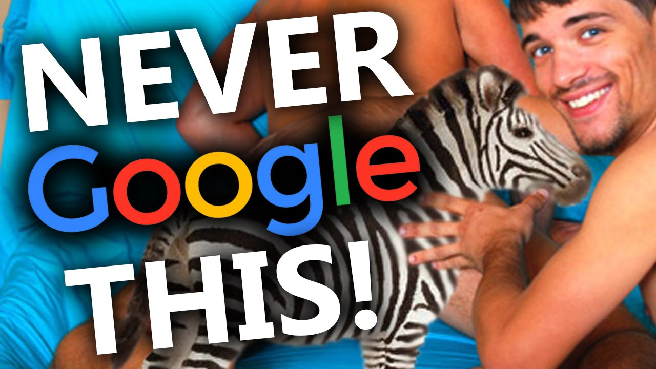 Things to Never Google : Incredibly Disturbing Things