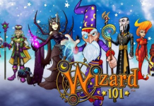 Games like Wizard 101