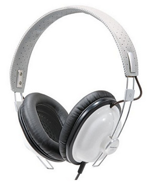 Panasonic Retro RP-HTX7-W1 Monitor Headphones